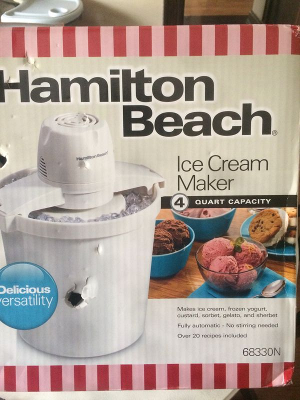 Hamilton Beach Ice Cream Maker For Sale In Kansas City Mo Offerup
