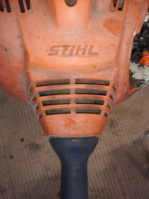 Photo Sthil weed eater
