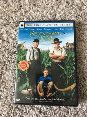 Secondhand Lions DVD for Sale in Thornton, CO - OfferUp