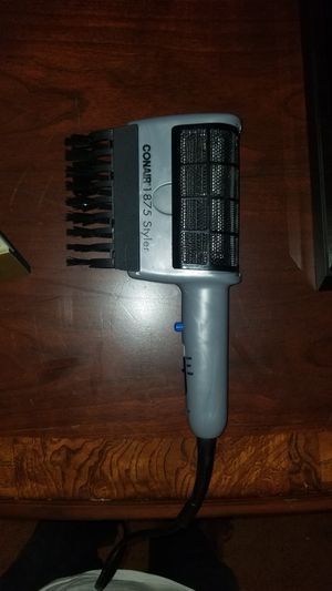 Conair hair dryer with brush attachment for Sale in Portland, OR