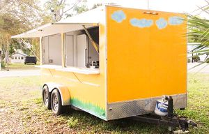 For sale food trailer.Price $8OO for Sale in Forest Heights, MD