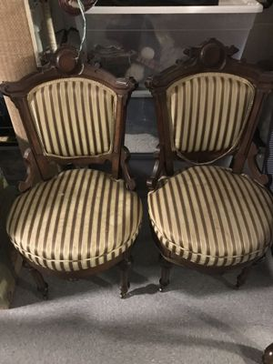 Antique chairs for Sale in Rockville, MD