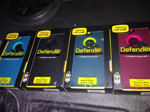 Defender otterboxx 7/8 plus case for Sale in Houston, TX