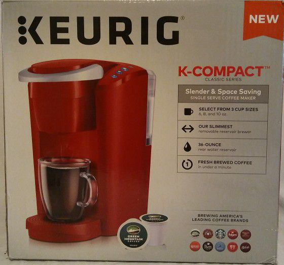 Keurig K Compact Single Serve Coffee Maker For Sale In
