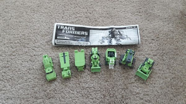 Transformers Rotf Devastator Toy for Sale in Easley, SC - OfferUp