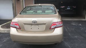 Photo Clean Toyota Camry 2010 with 163k miles. Brand new battery , super clean interior and exterior. Price is 5k firm