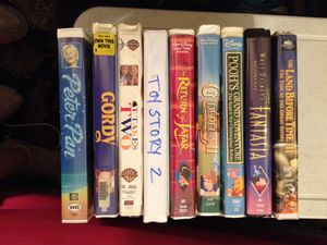 VHS, DVD's, BLUE RAY Movies for Sale in Portland, OR