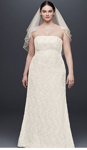 Wedding dress for Sale in Fairfax, VA