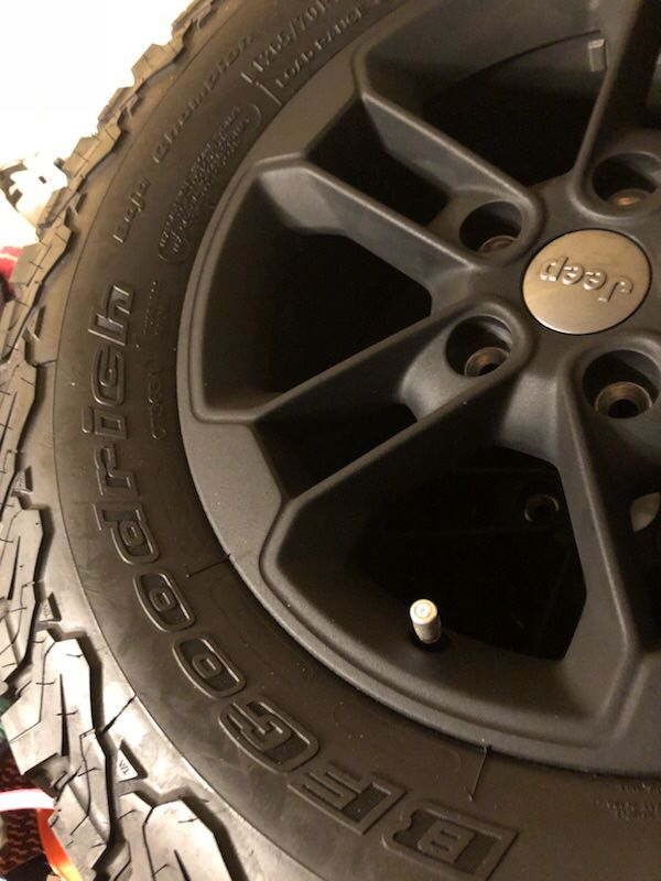 Jeep Wrangler wheels and tires for sale $2,500 (Auto Parts) in ...