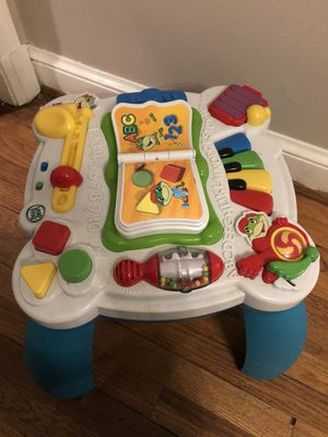 Fisher Price Music Table for toddlers for Sale in Arlington, VA
