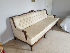 Beautiful antique sofa and chairs for Sale in Falls Church, VA