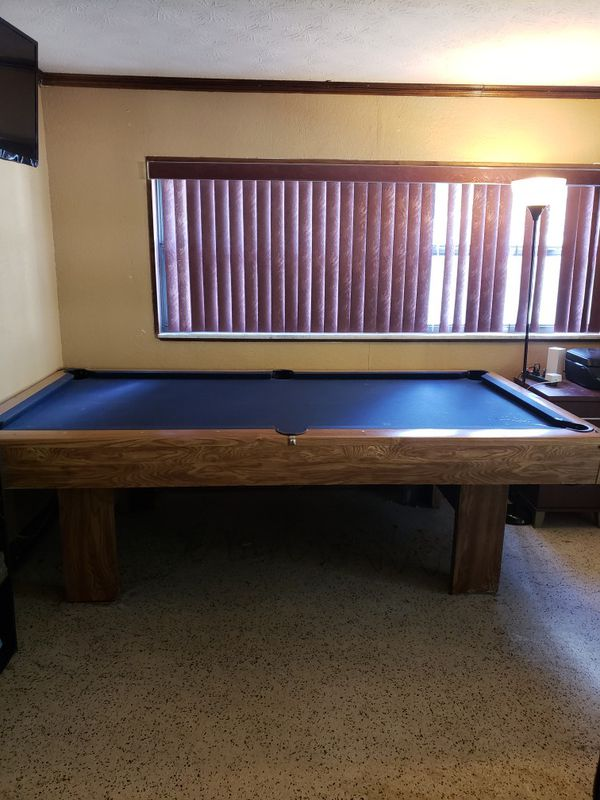 Slate Top Pool Table With Accessories For Sale In Jacksonville FL - Pool table jacksonville fl
