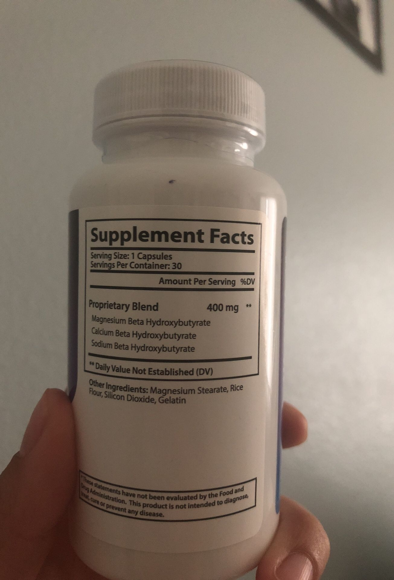 Keto advanced weight loss dietary supplement