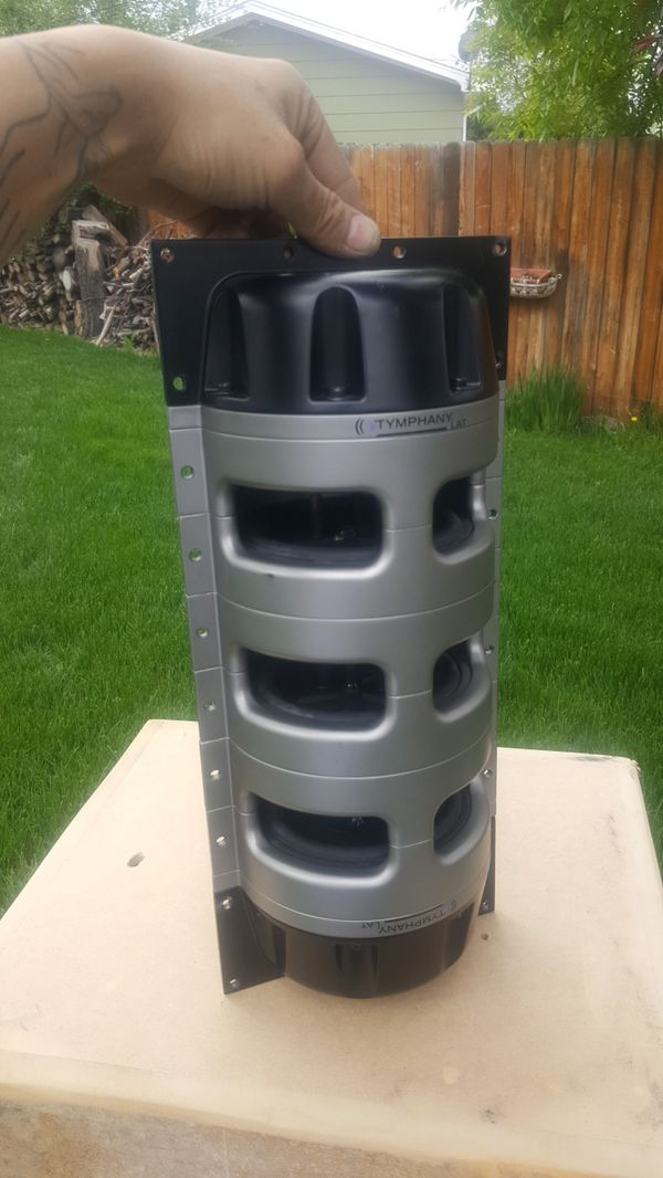 TYMPHANY LAT 500 SUBWOOFER for Sale in Denver, CO - OfferUp