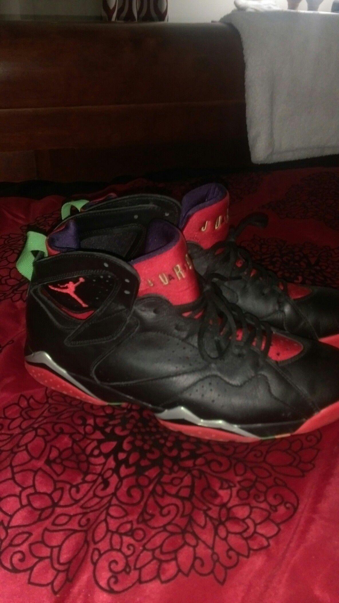 Jordan retro 7 11.5