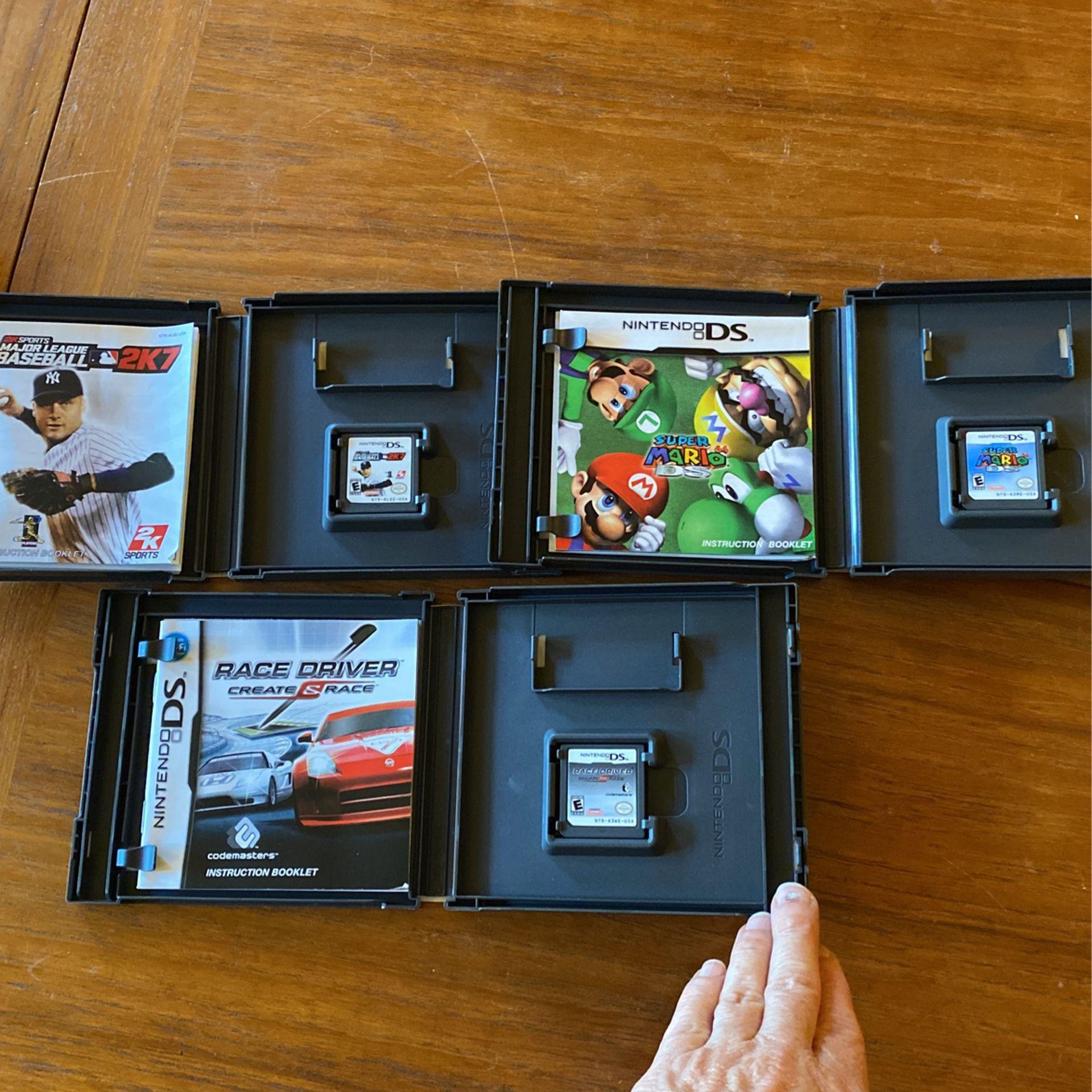 Nintendo DS games, Vintage
