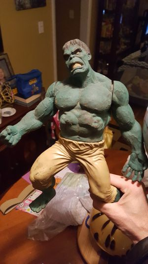 1990 Hulk Model action figure! for Sale in Tulsa, OK