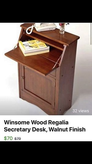 New And Used Secretary Desk For In Warren Mi Offerup