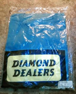 Blue authentic Diamond Supply dealers Tee for Sale in Glendora, CA