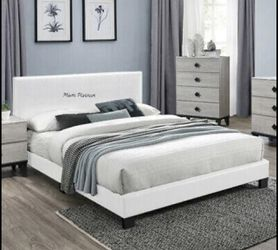 Queen Bed With Mattress /// Financing Available  Thumbnail