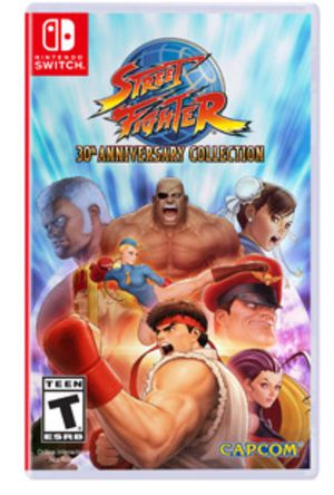 Switch Street Fighter for Sale in Spring, TX
