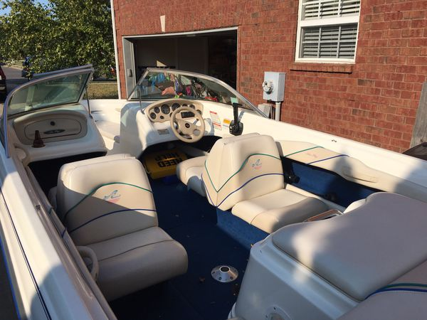 1997 searay 175 - 1 owner - great boat- excellent condition