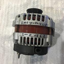 2007-14 GMC Yukon OEM Alternator Almost New #25877026 Thumbnail