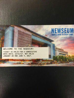 Newseum for Sale in Philadelphia, PA
