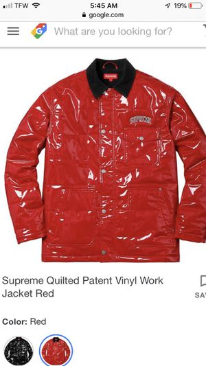 c6c250b0c New and Used Supreme jacket for Sale in Middletown, CT - OfferUp