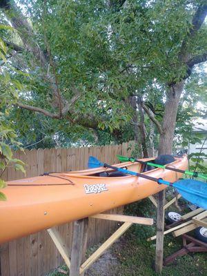 Dagger double seat kayak for Sale in Orlando, FL