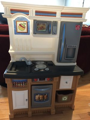 Step two - Toddlers kitchen with multiple pieces. for Sale in Manassas, VA