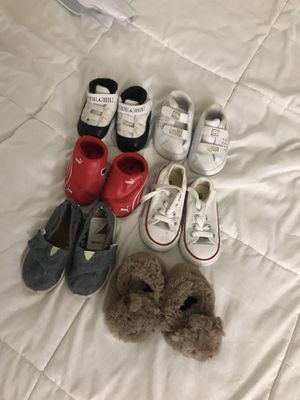 Baby boy shoes for Sale in Annandale, VA