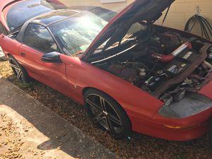 Photo 95 Chevy camaro