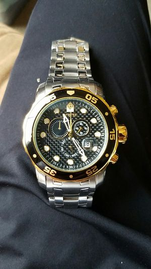 Invicta pro diver watch chronograph for Sale in Scottsdale, AZ