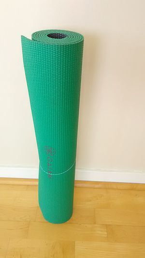 Gaiam yoga mat brand new for Sale in San Francisco, CA
