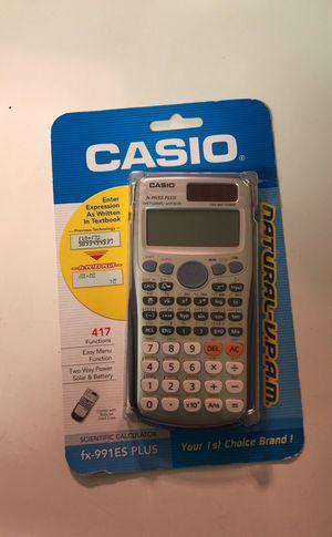 Casio Scientific Calculator for Sale in Los Angeles, CA