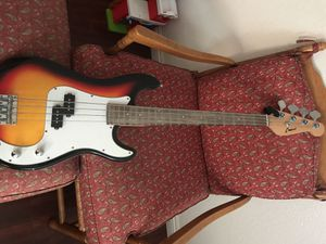 Bass guitar for Sale in Chino, CA