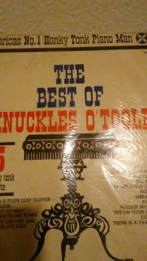 The best of knuckles o'toole for Sale in Houston, TX