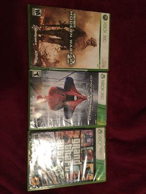 Xbox360 games for Sale in Tampa, FL