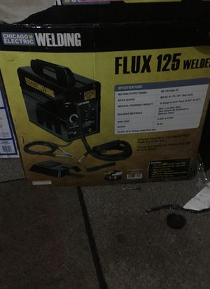 Chicago electric welder for Sale in Apopka, FL