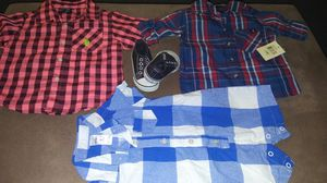 14 pieces Baby boy clothing for Sale in Rockville, MD