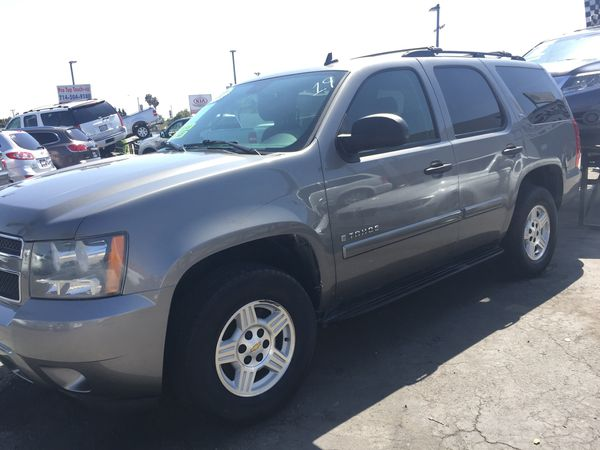 Toyota Henderson Nc >> Chevy Tahoe 2007 for Sale in Riverside, CA - OfferUp