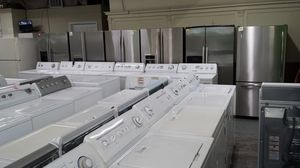 Washe and drayer Kenmore Whirlpool etc.special price every day open 9 to 7 for Sale in Philadelphia, PA