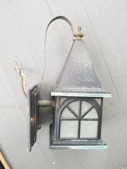 Vintage porchlight Thumbnail
