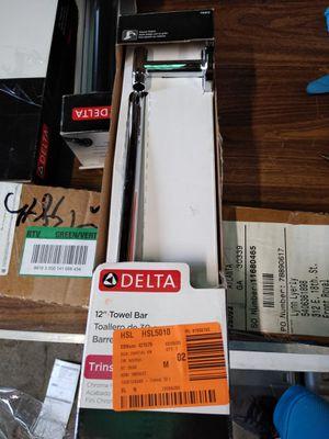 Photo Delta 12 towel bar