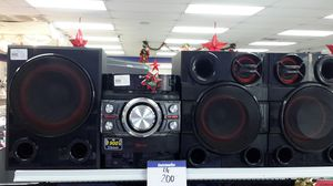 LG Home Stereo System 1900w for Sale in Houston, TX
