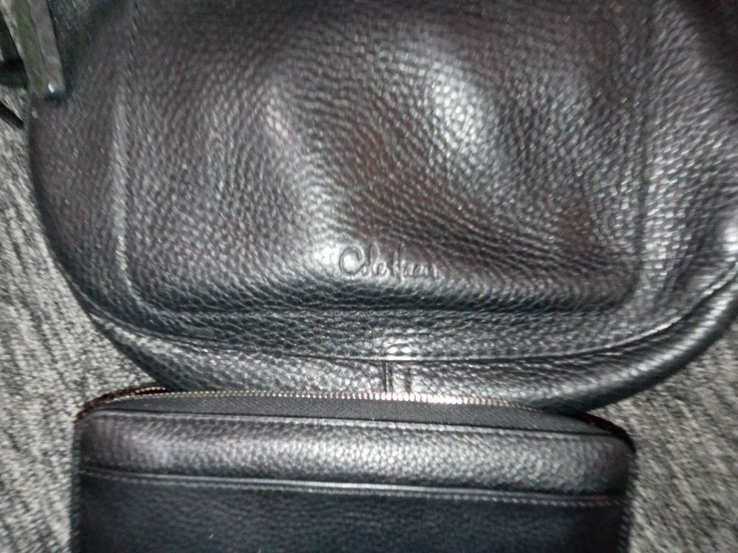 Cole Haan Purse Saks Fifth Ave Wallet Maje Strap