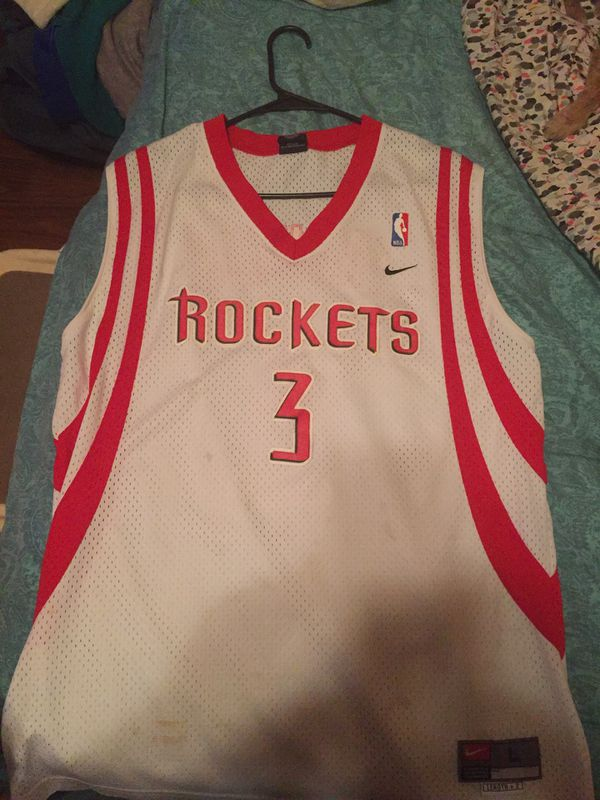 32f7f00d452 Steve Francis L Rockets jersey for Sale in Los Angeles, CA - OfferUp
