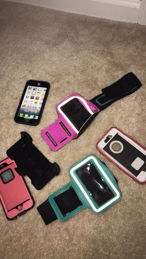 Iphone 5 and 6 Accessories for Sale in Odenton, MD