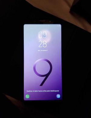 Galaxy Samsung s9 + for Sale in Buena Park, CA